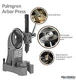 Palmgren AP10 Manual Arbor Press, 1 Ton