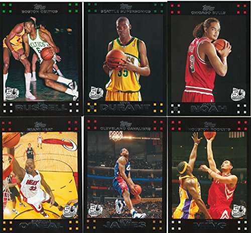2007 2008 Topps Rookie Card - 2