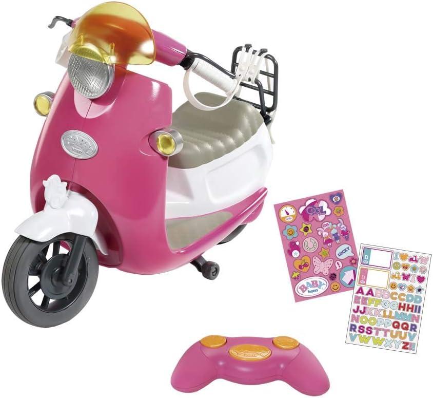 BABY born - Scooter muñeca radiocontrol