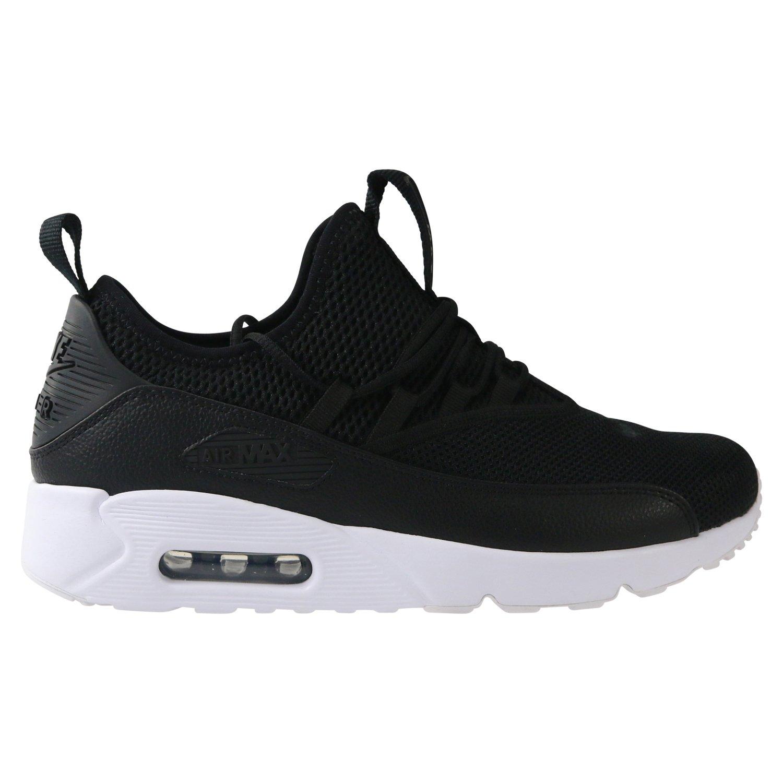 8f0c91980a Galleon - Nike Men's Air Max 90 EZ Black/Black/White Running Shoe 11.5 Men  US