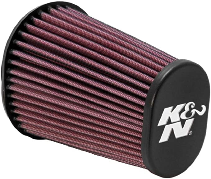 K/&N Filters RE-0961 Universal Chrome Air Filter