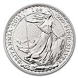 2015 Britannia Silver Coin by Royal Mint 1 oz silver Britannia