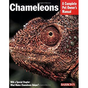 Chameleons (Complete Pet Owner's Manual) 30