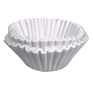 BUNN 20116.0000 Commercial 12 Cup Narrow Coffee Filters (Pack of 1000)