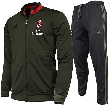 Adidas Veste de présentation AC Milan 2016 2017