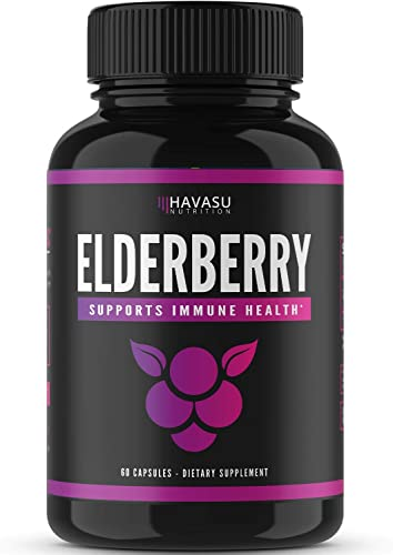 Havasu Nutrition Elderberry Capsule