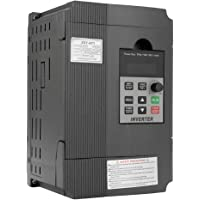 KKmoon Universal VFD Frequency Speed Controller 2.2KW 12A 220V AC Motor Drive Single-Phase In Three-Phase Out Variable Inverter AT1-2200S