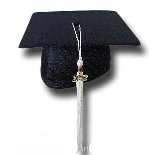"""7 opinioni per Cappello da laurea """"Tocco"""" Basic Grad Hat"""