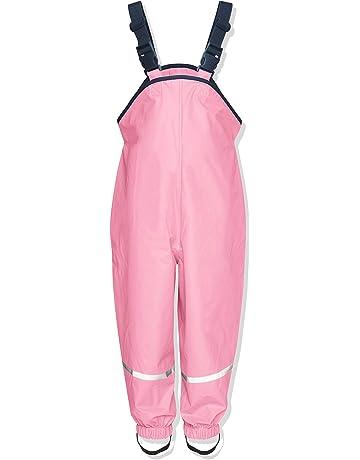 08308b08af0bf Playshoes Rain Dungarees Waterproof Unisex Kids Trousers