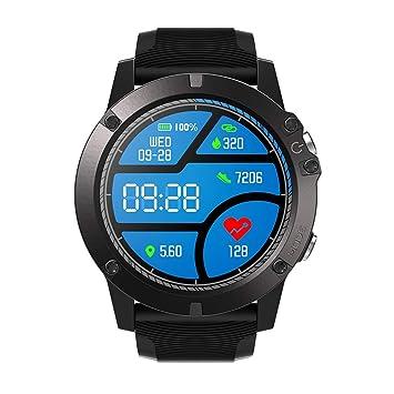Amazon.com: QIUSge PRO Smart Watch, 1.3Inch Waterproof ...