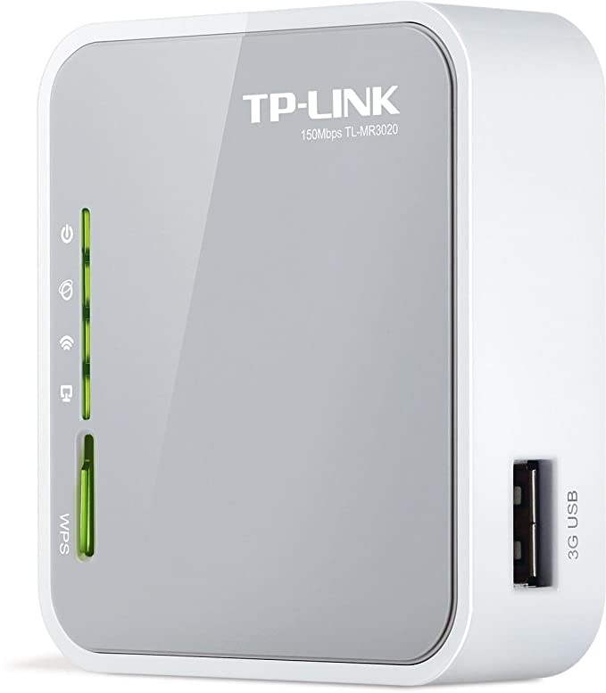 Amazon.com: TP-LINK TL-MR3020 Portable 3G/4G Wireless N Router (EU) Ver.3.0, New: Computers & Accessories