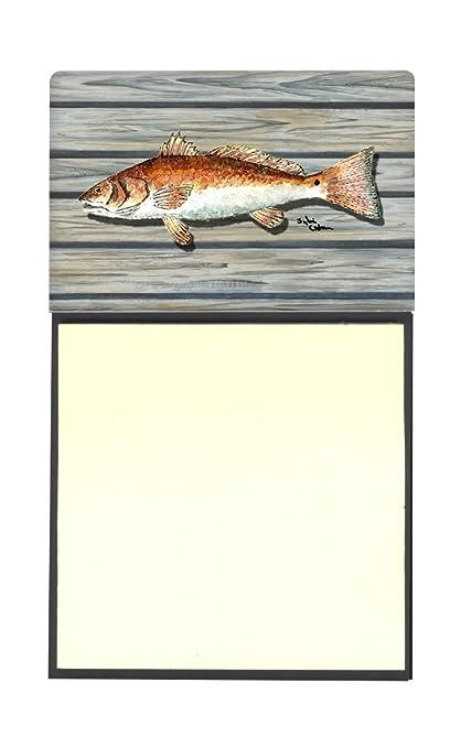 Rojas peces refiillable postit – Notas adhesivas 8489sn Soporte y dispensador