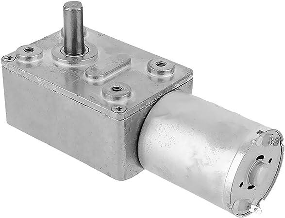 Réducteur à Engrenages Vis Sans Fin Turbo Boîte De Vitesse Outillage 6V