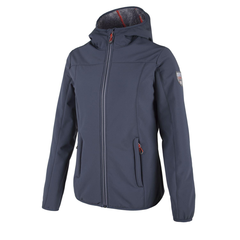 CMP Woman Softshell Fix Hood Jacket