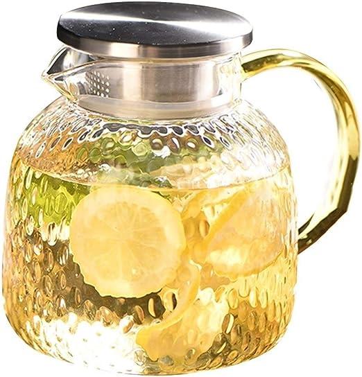 Jarra de vidrio Jarras para Agua Puede Calentar Cafetera Nordic ...