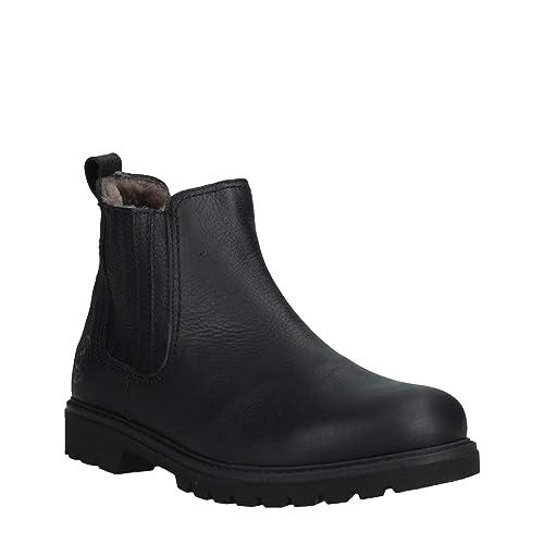 9ca8a5e5ad52 Panama Jack Bill Igloo C6 Boots Black  Amazon.co.uk  Shoes   Bags