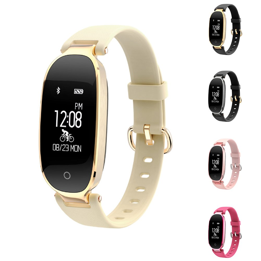 Fitness Bands You Can Swim With: Fitness Tracker, Sport Tracker Smart Watch Band Bracelet