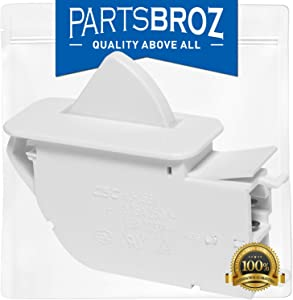 6600JB1010A Light Switch for LG Refrigerators by PartsBroz - Replaces Part Numbers AP4442090, 6600JB1010K, 1268243, 6600JB1004A, 6600JB1010L, AH3529268, EA3529268, PS3529268