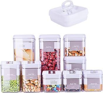 Dragonn 10-Piece Airtight Food Storage Container Set