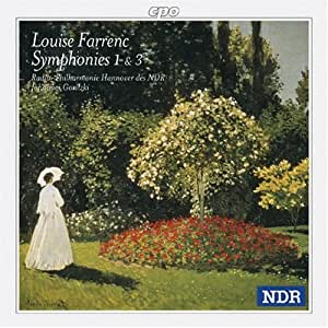 Farrenc: Symphony No. 1 Op. 32 in C Minor / Symphony No. 3 Op. 36 in G Minor
