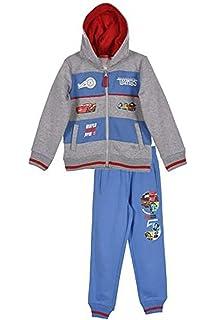 Disney Cars Lightning McQueen Niños Chándal / Jogging Conjunto ...