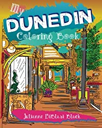 My Dunedin Coloring Book: Sketches & Impressions of Dunedin, Florida!