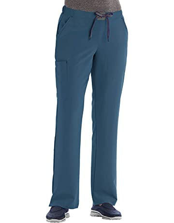 edf1b602df3 Jockey Women's Scrubs 3-in-1 Convertible Scrub Pant