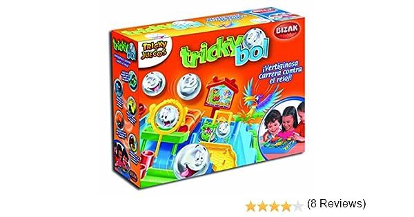 Tricky juegos - Tricky Bol, Juego de Habilidad (Bizak 30697070)