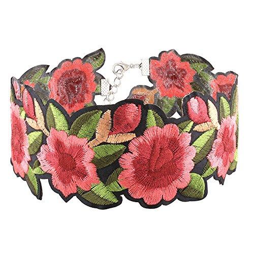 Women Chic Jewelry Boho Style Rose