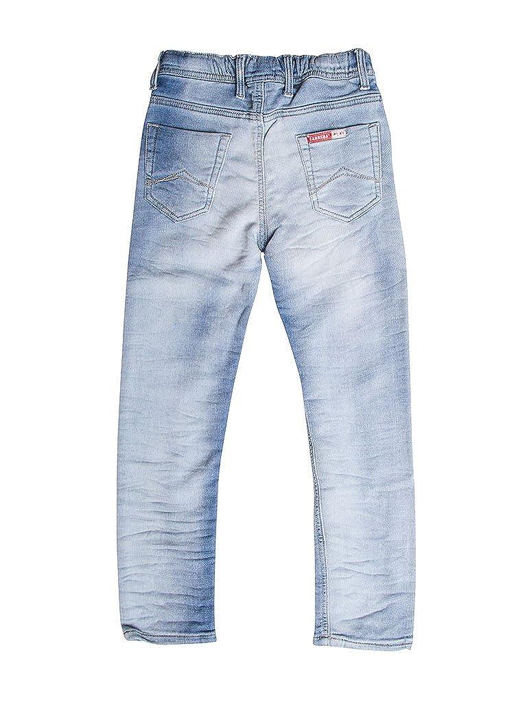 Carrera Jeans Look Denim Jogger Jeans per Bambino Interno Felpato
