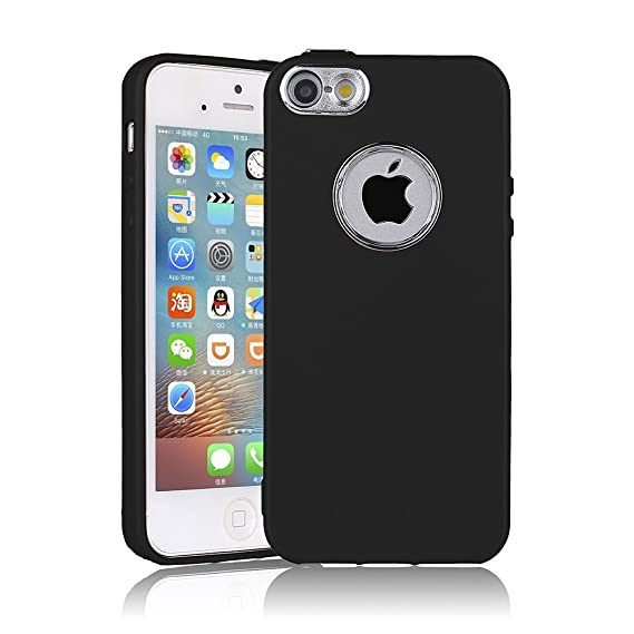 Amazon Com Maytobe Iphone 5s Soft Case Soft Rubber Tpu Bumper
