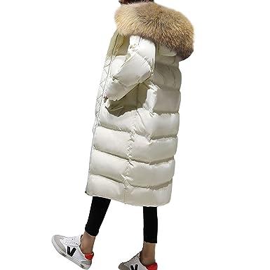 Damen winterjacke weiss