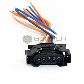 amazon com 1x connector wiring harness for fuel pump dodge chrysler rh amazon com