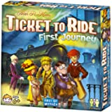 Ticket to Ride: First Journey by Days of Wonder