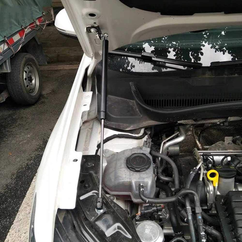 f/ür Volkswagen VW T-Cross Tcross 2018 2019 2020 NASDIZL Motorhaube Motorhaube Motorabdeckung Hubunterst/ützung Hydraulikstangenstrebenstangen Styling