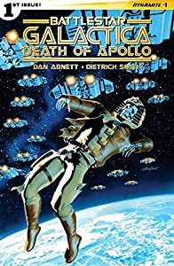 Battlestar Galactica: Death of Apollo (Serie de 6 libros ...