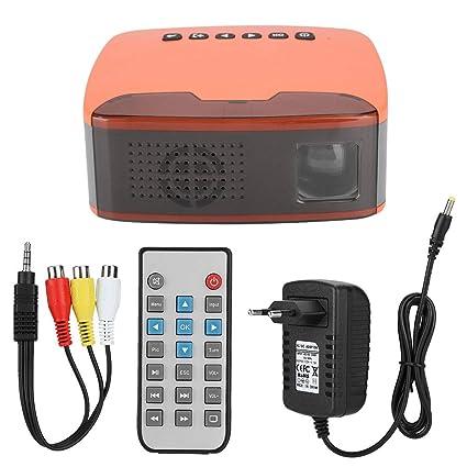 Sugoyi Proyector, MY20 Mini 1080P HD Proyector Portátil Home ...