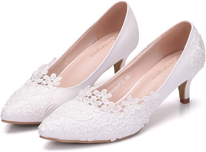DXX Wedding Shoes High Heels Sandals