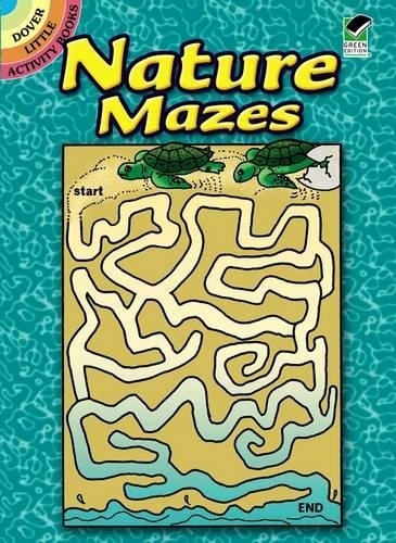 (Nature Mazes (Dover Little Activity Books))