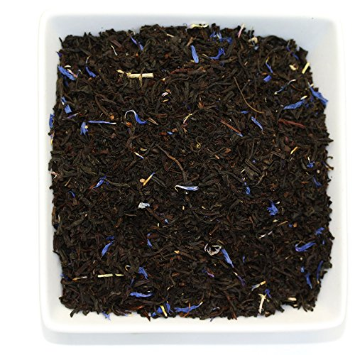 Black Grey Cream (Tealyra - Cream Earl Grey - Classic Black Loose Leaf Tea - Citrusy with Vannilla Flavor - Fresh Award Winning Tea - Medium Caffeine - All Natural Ingredients - 100g (3.5-ounce))