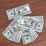 CKBYHYG Fake Money 100 Pieces Prop Money 100 Dollar