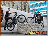 """Addmotor HITHOT Electric Bicycle 48V 500W Motor Power 27.5"""" Mountain Electric Bike With Double Suspension 10.4AH H1 E-bike 2017"""