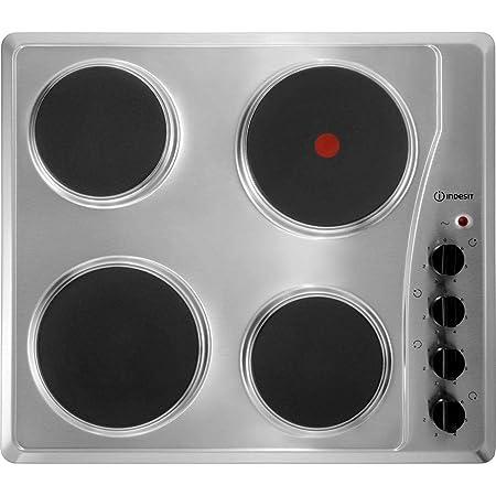 Indesit Piano cottura elettrico TI 60 X da 60cm: Amazon.it ...