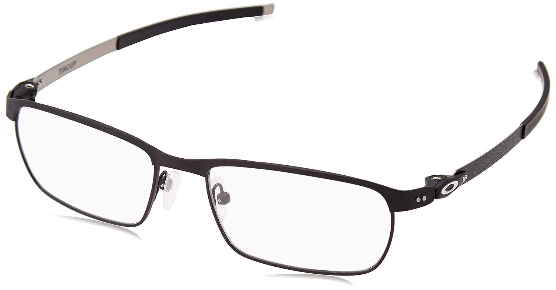 c325047677 Amazon.com  Oakley Tincup OX3184-0252 Eyeglasses Powder Pewter 52  Shoes
