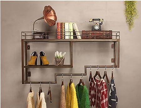 98704f198 cdbl-Iron clothing shelves Clothing Rack, Iron Clothing Display Stand,  Clothing Shop Racks