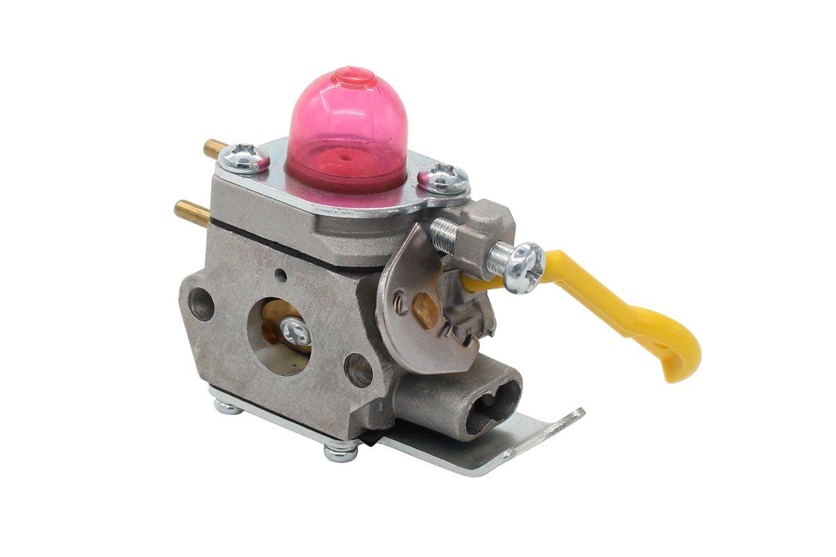 Carburetor Carb Kit for Craftsman Poulan Weedeater String