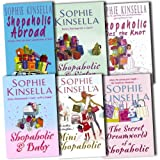 download ebook shopaholic collection sophie kinsella 6 books set pack rrp: £56.86 (mini shopaholic, shopaholic & baby, shopaholic & sister, shopaholic ties the knot, shopaholic abroad, the secret dreamworld of a shopaholic) pdf epub
