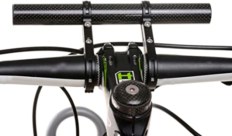 Cycling Bike Bicycle Front Light Holder LED Flashlight Torch Mount Bracket Stent