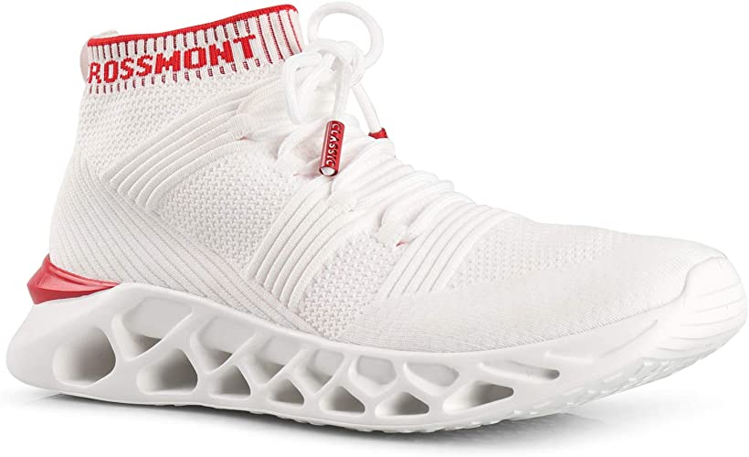 Women High Top Sneakers Unisex Hip Hop Sport Shoes Men Breathable Athletic Shoes