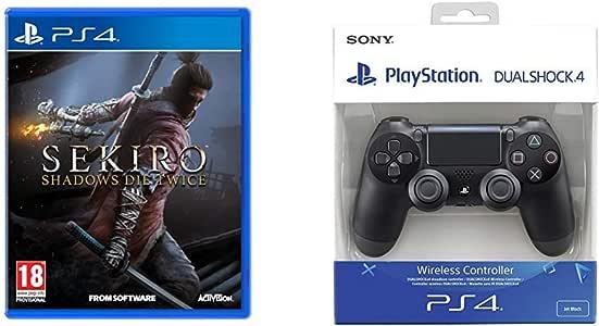 Sekiro: Shadows Die Twice + Sony - Dualshock 4 V2 Mando ...